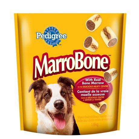 Pedigree Marrobone Vitamin Enriched Snack Food For Dogs In 2019