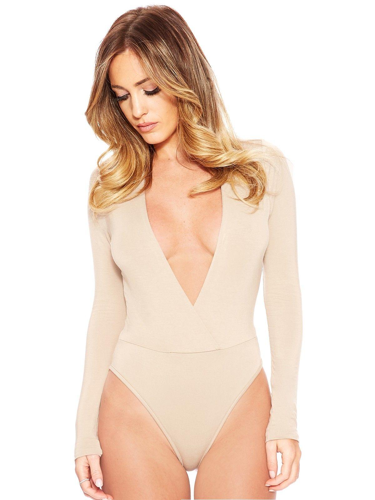 Fallin For Me Bodysuit Womens Nakedwardrobe