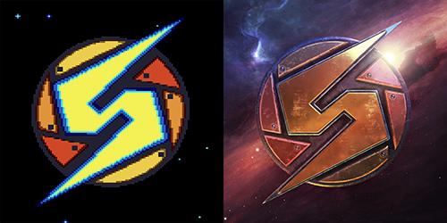 Super Metroid Snes Logo Fan Art 3d Model By Marc Virgili Marcvirgili Sketchfab Logo Fans Metroid Fan Art