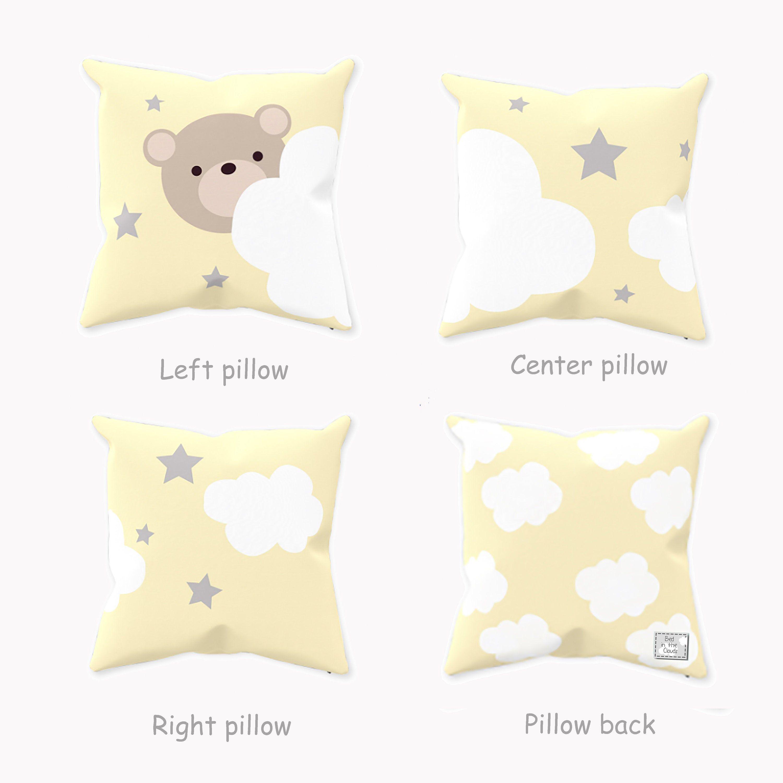 bear cloud pillow online