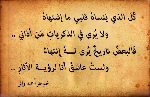 خواطر الشاعر أحمد وائل كلمات عن الكرامة Arabic Poetry Small Poems Powerful Words