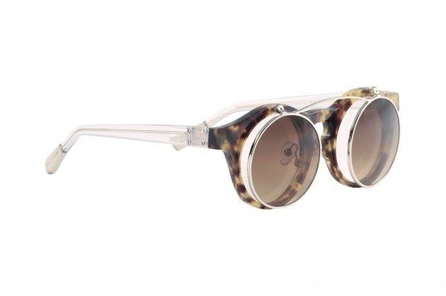 A ótima coleção de óculos de sol verão 2013 da Kris Van Assche ... 81d23efd19
