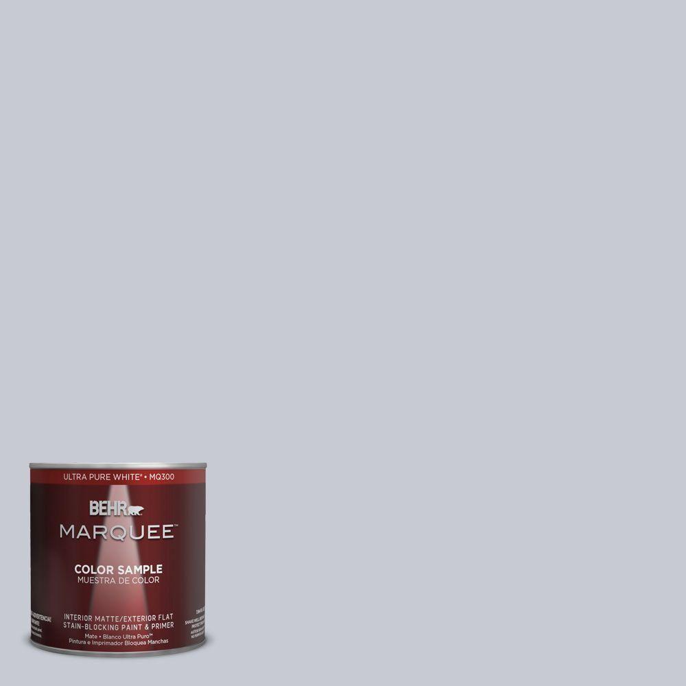 BEHR MARQUEE 8 oz. #MQ5-18 Paparazzi Flash Interior/Exterior Paint ...