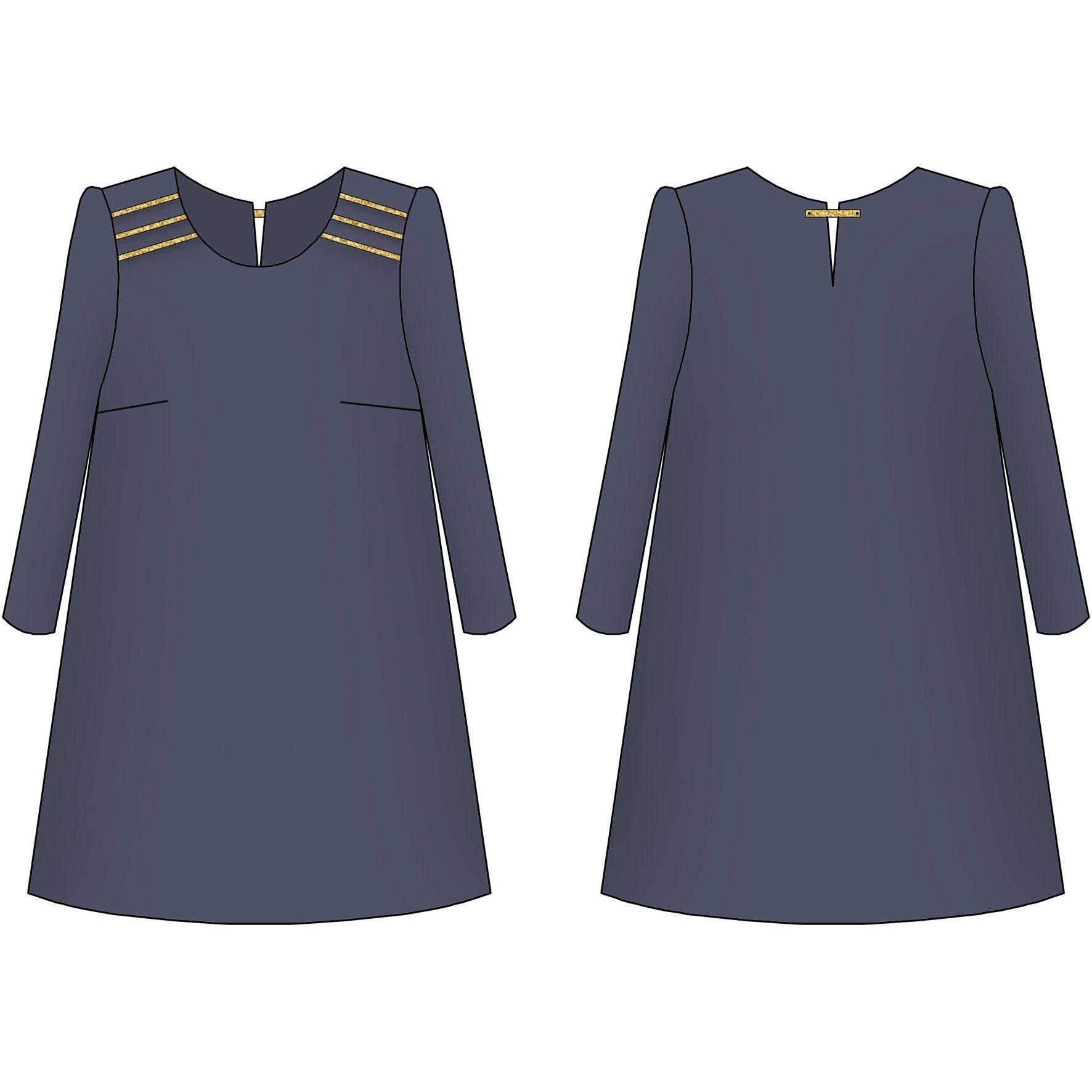 Mod le femme une jolie robe chic et f minine nour est un city basique pour votre garde robe - Changer sa garde robe femme ...