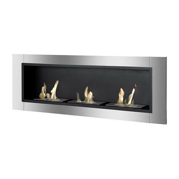 Ignis Ardella 55 Quot Built In Wall Mounted Ethanol