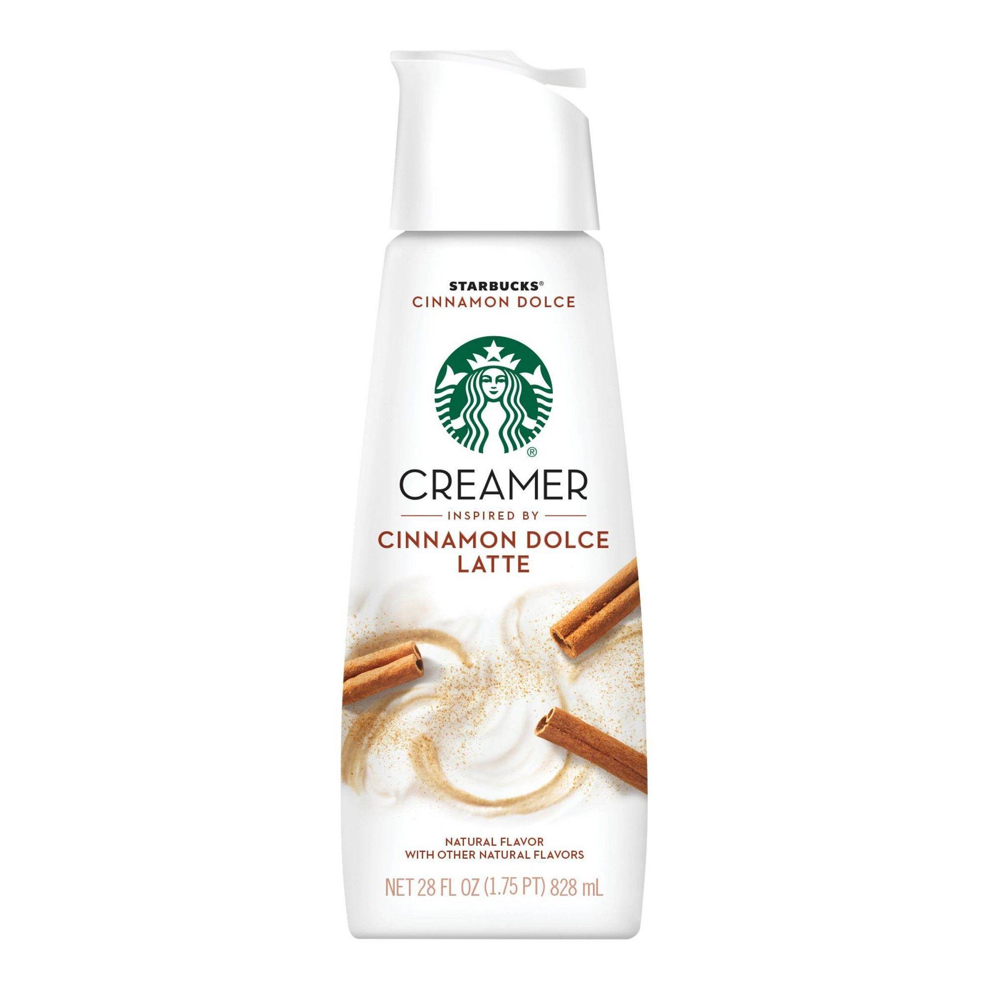 Starbucks Cinnamon Dolce Creamer - 28 Fl Oz