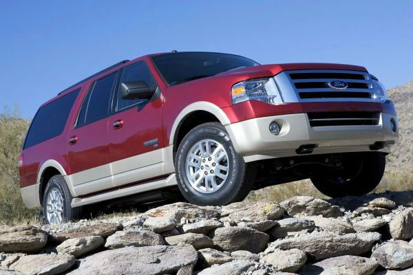 2014 Ford Expedition El King Ranch 4wd Ford Expedition 2014
