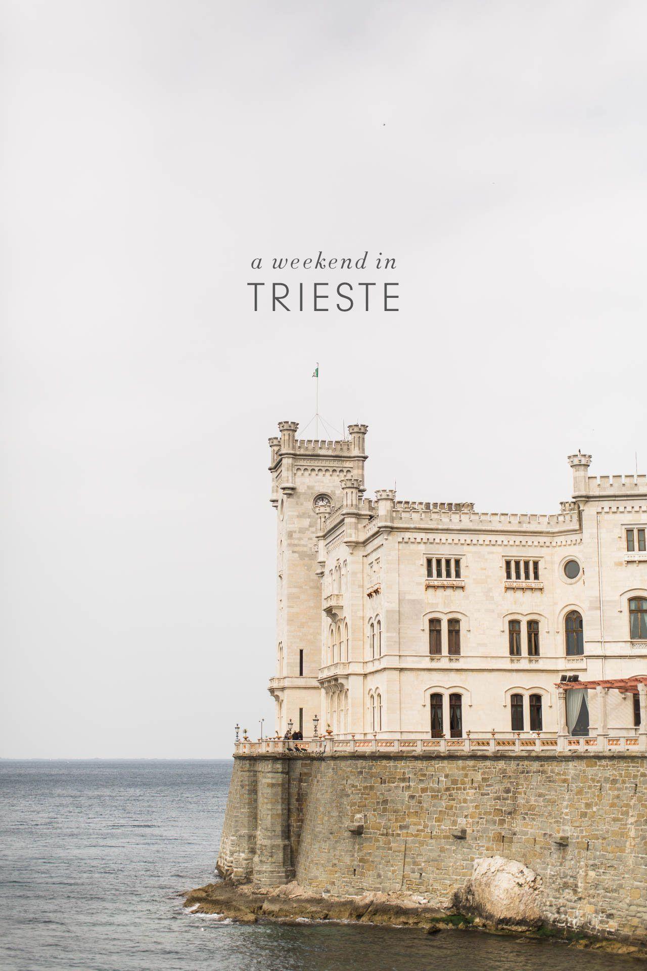 A Weekend In Trieste
