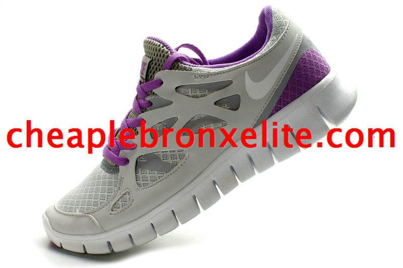 c5b5edc55b2e Neutral Grey Nike Free Run 2 Womens Purple 443816 015