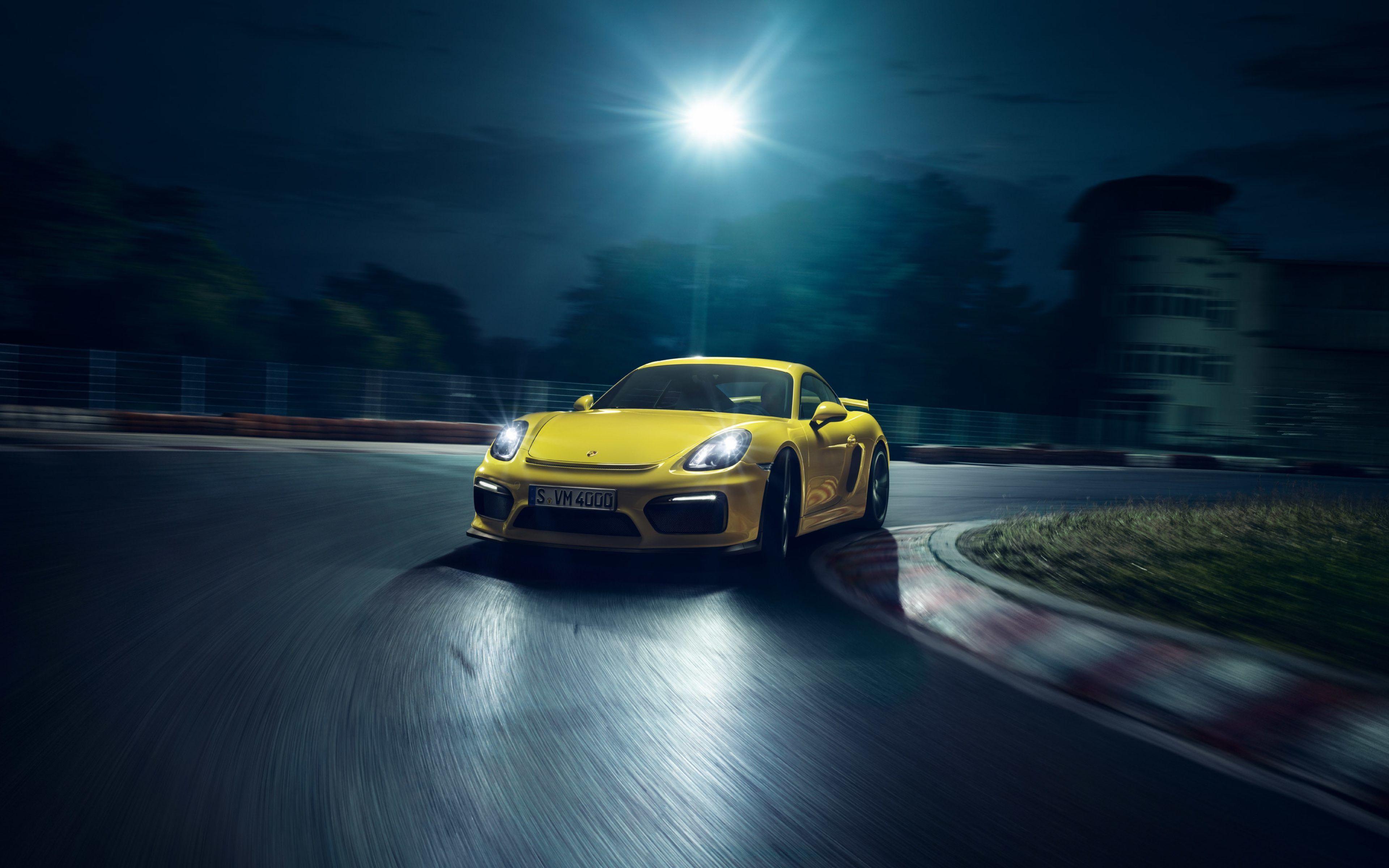 Porsche Cayman Gt4 4k Wallpaper Hd Download High Quality