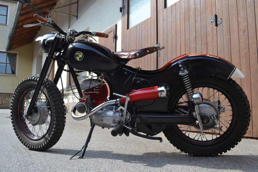 18 Puch 175 Project Ideas Puch Cafe Racer Motorcycle