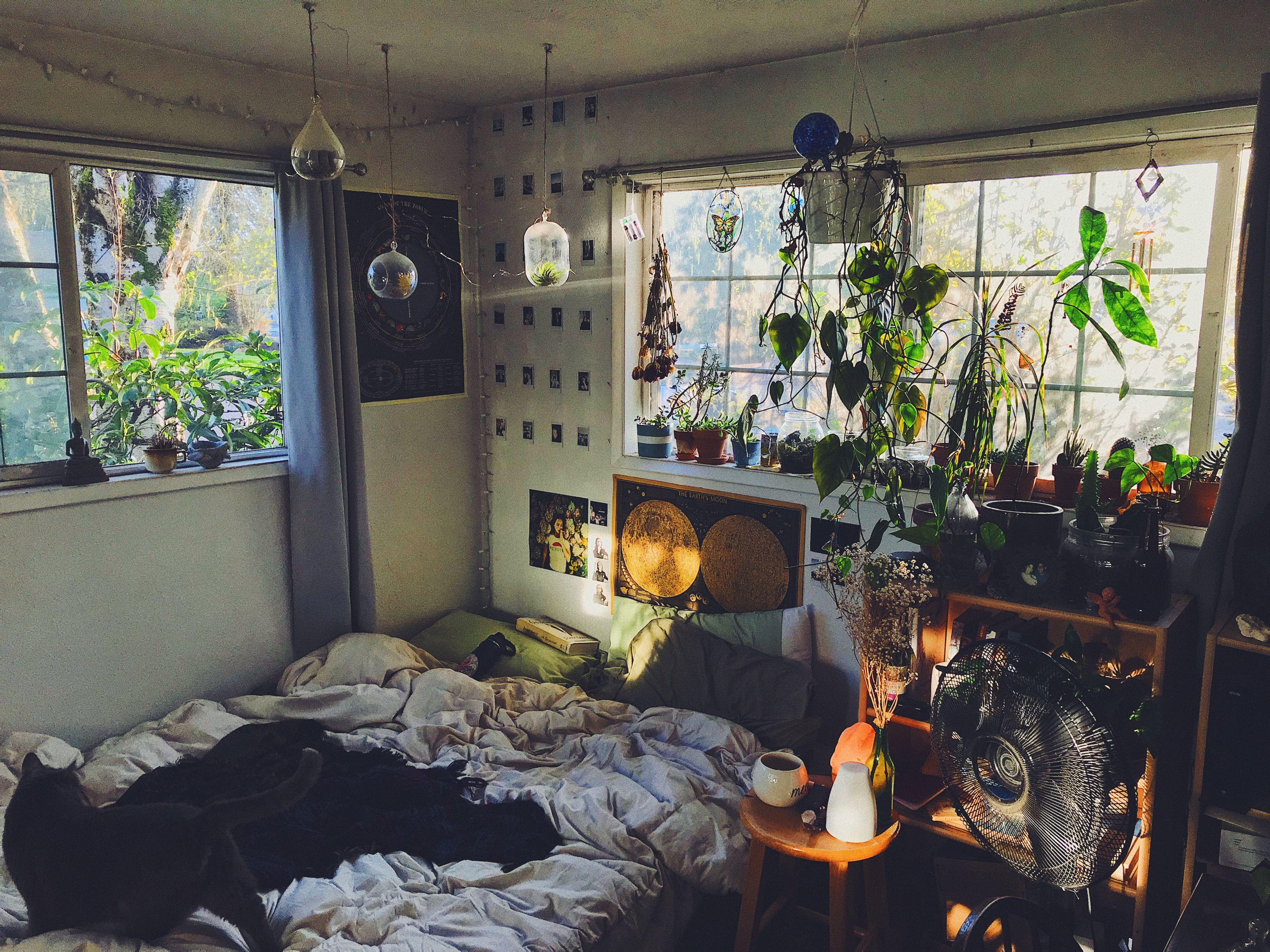 Aesthetic Room Room Inspiration Bedroom Aesthetic Bedroom Bedroom Decor Design Miscellaneous vintage bedroom decor