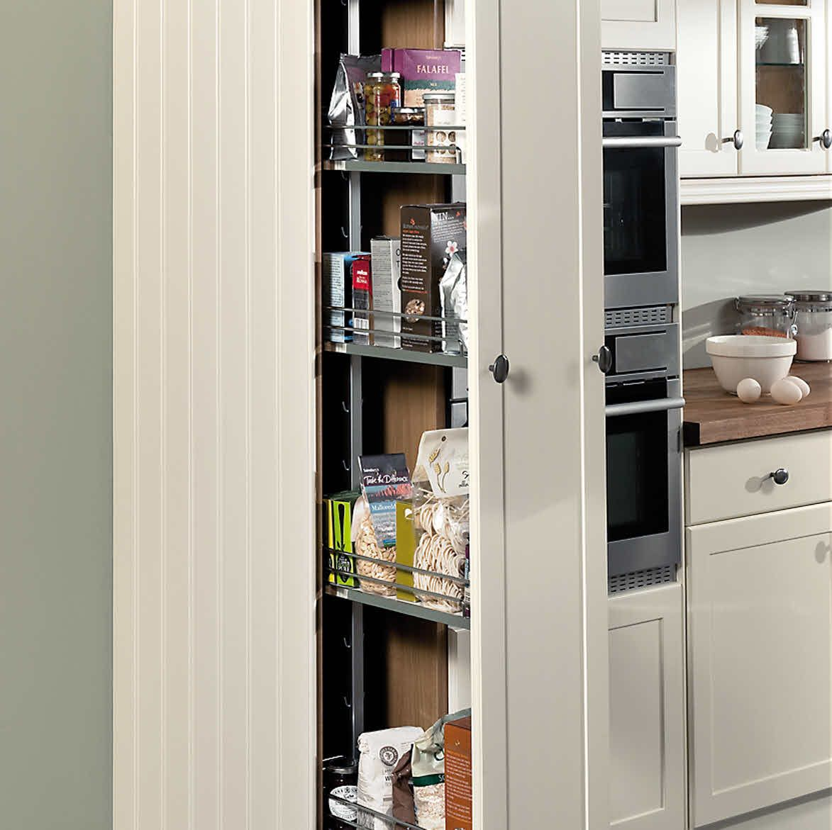 Magnet Kitchens Pull Out Pantry - Google Search