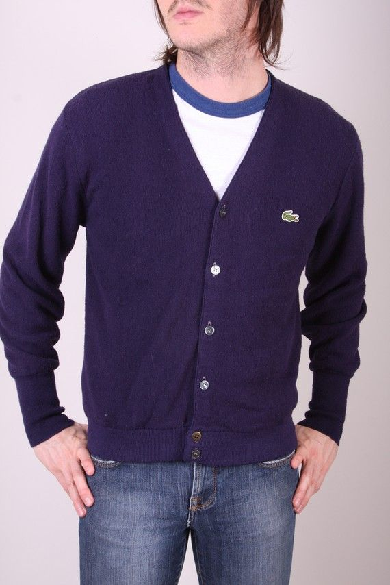 2703a1ddde143 Men s Vintage Lacoste Sweater...So what if it s for a guy ...