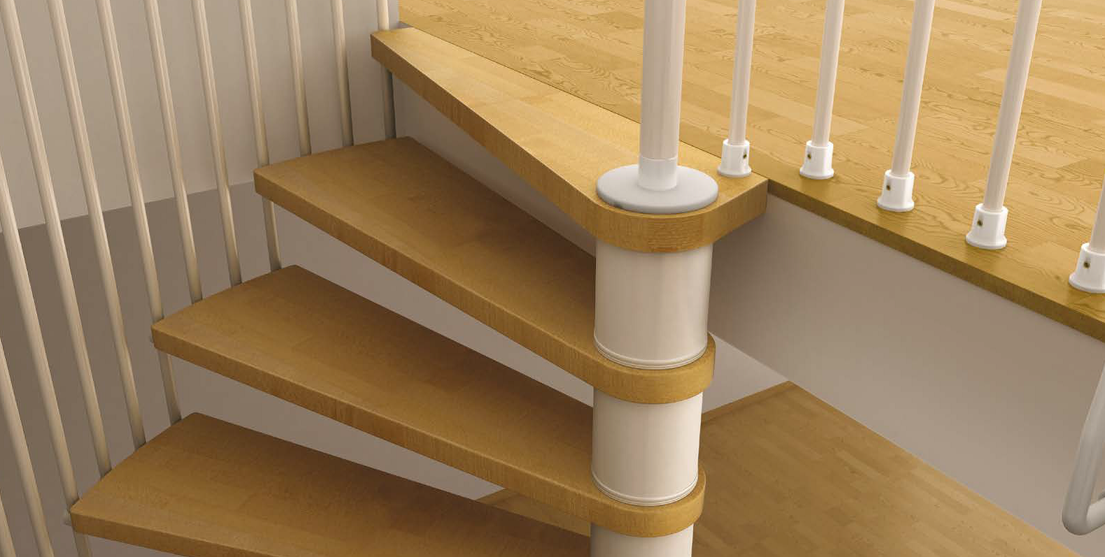 Best Space Saving Spiral Staircase Type Toscana L00L Stairs 400 x 300