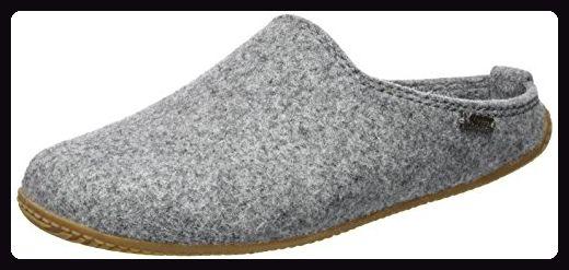 c964c4254caba9 Living Kitzbühel Unisex-Erwachsene Pantoffel Filz Alpenmoos Pantoffeln