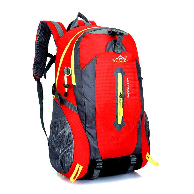 Sacchetto di scuola di modo JOYPESSIE uomini Nylon Impermeabile Zaino Hike Camping Climb Borsa Borsa Da Viaggio delle donne mochila Zaino trekking bag