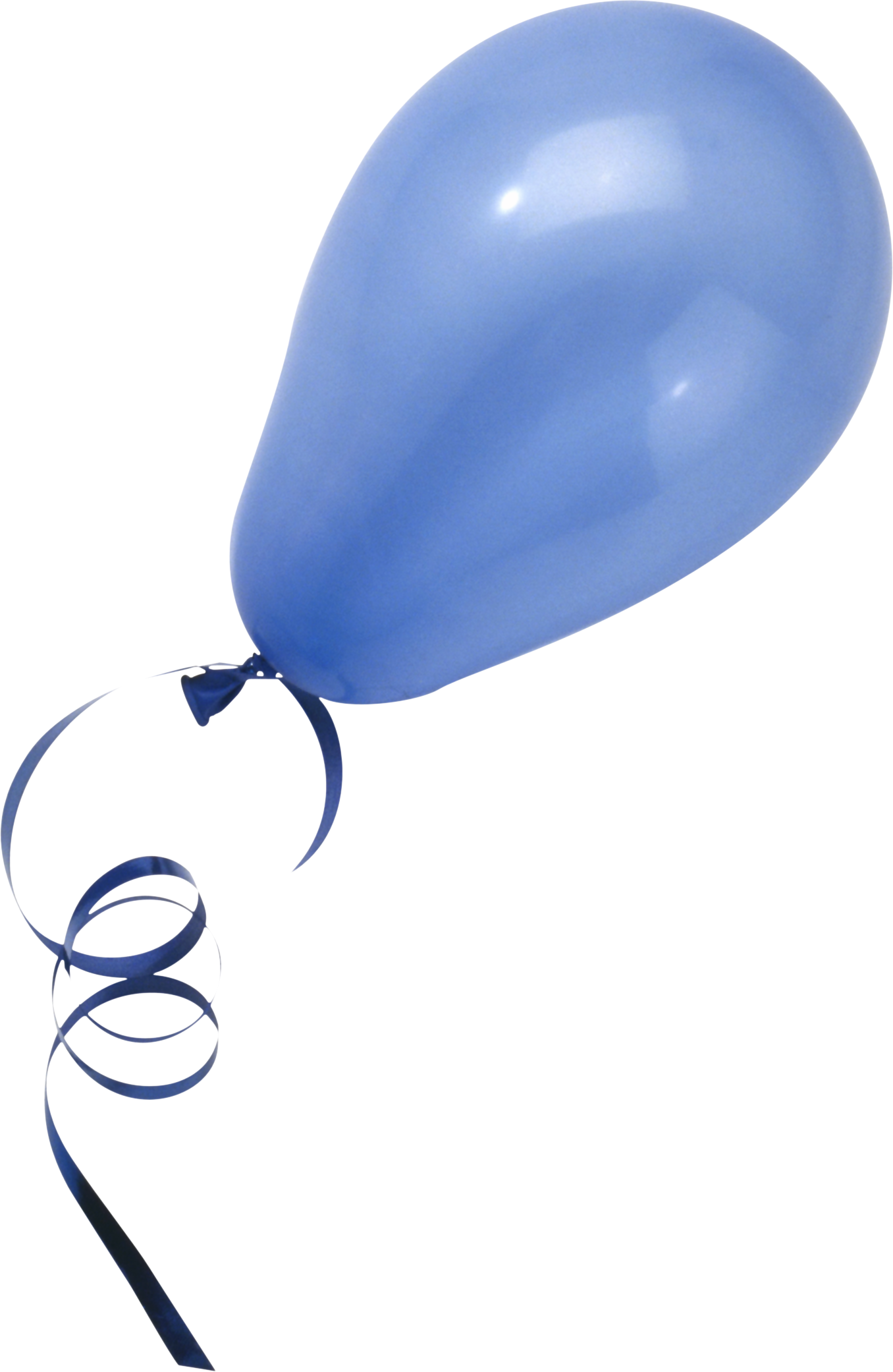 Blue Balloon Png Image Blue Balloons Balloons Png Images