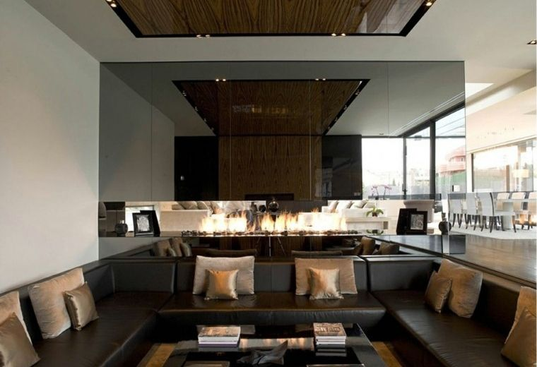Decoracion de interiores - veinticinco tendencias   Diseño moderno ...