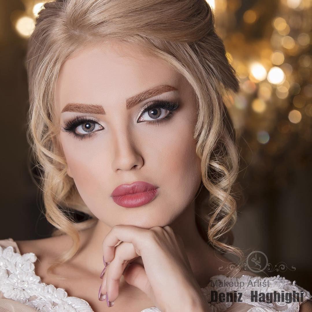 Fashion Forest Beauty Salon: سالن زیبایی لی لی رضایی تهران ، نمونه کار آرایشگاه لی لی