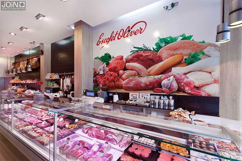 Escofet oliver carrer casanova join aquitectura interior proyectos que intentar en 2019 - Mostradores para carniceria ...