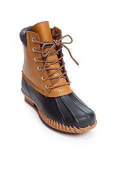 7b97485d2795ff love duck boots. love duck boots Tommy Hilfiger ...