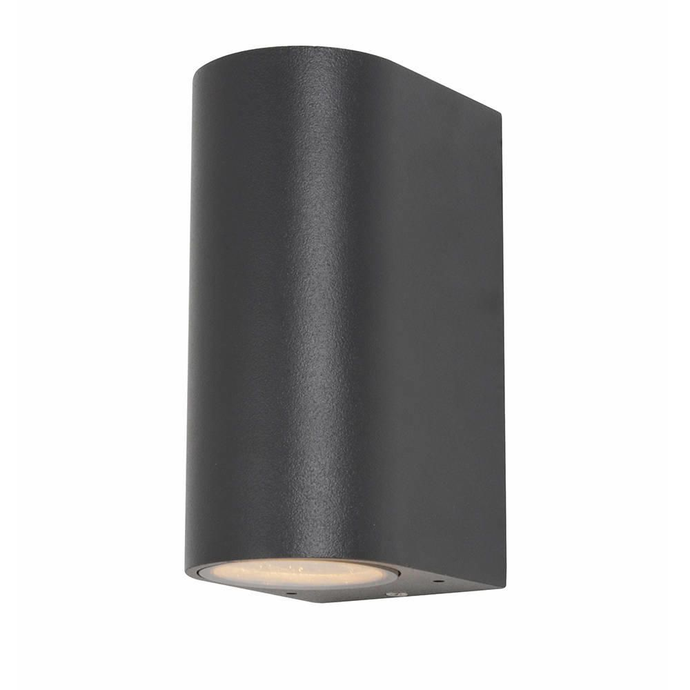 Irwell Up Amp Down Light Outdoor Wall Light Anthracite