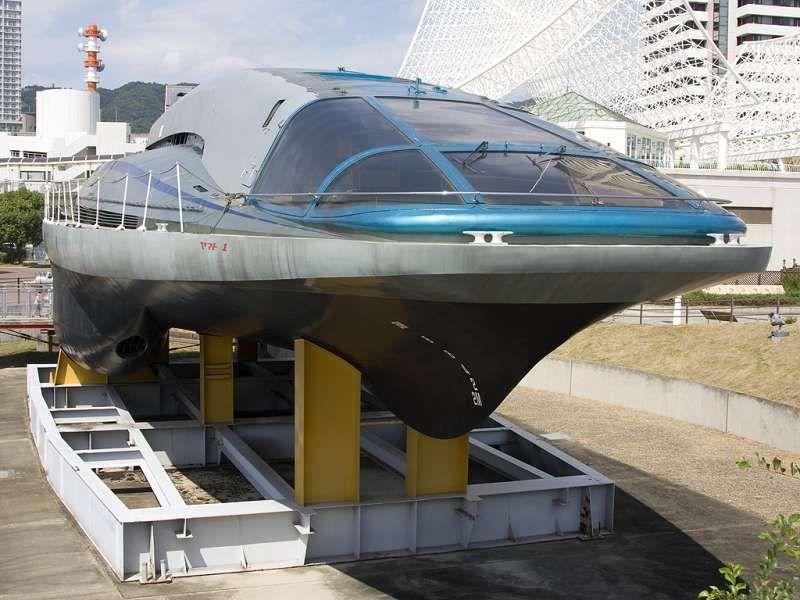mhd propulsion thruster ship - Google Search | MHD Propulsion