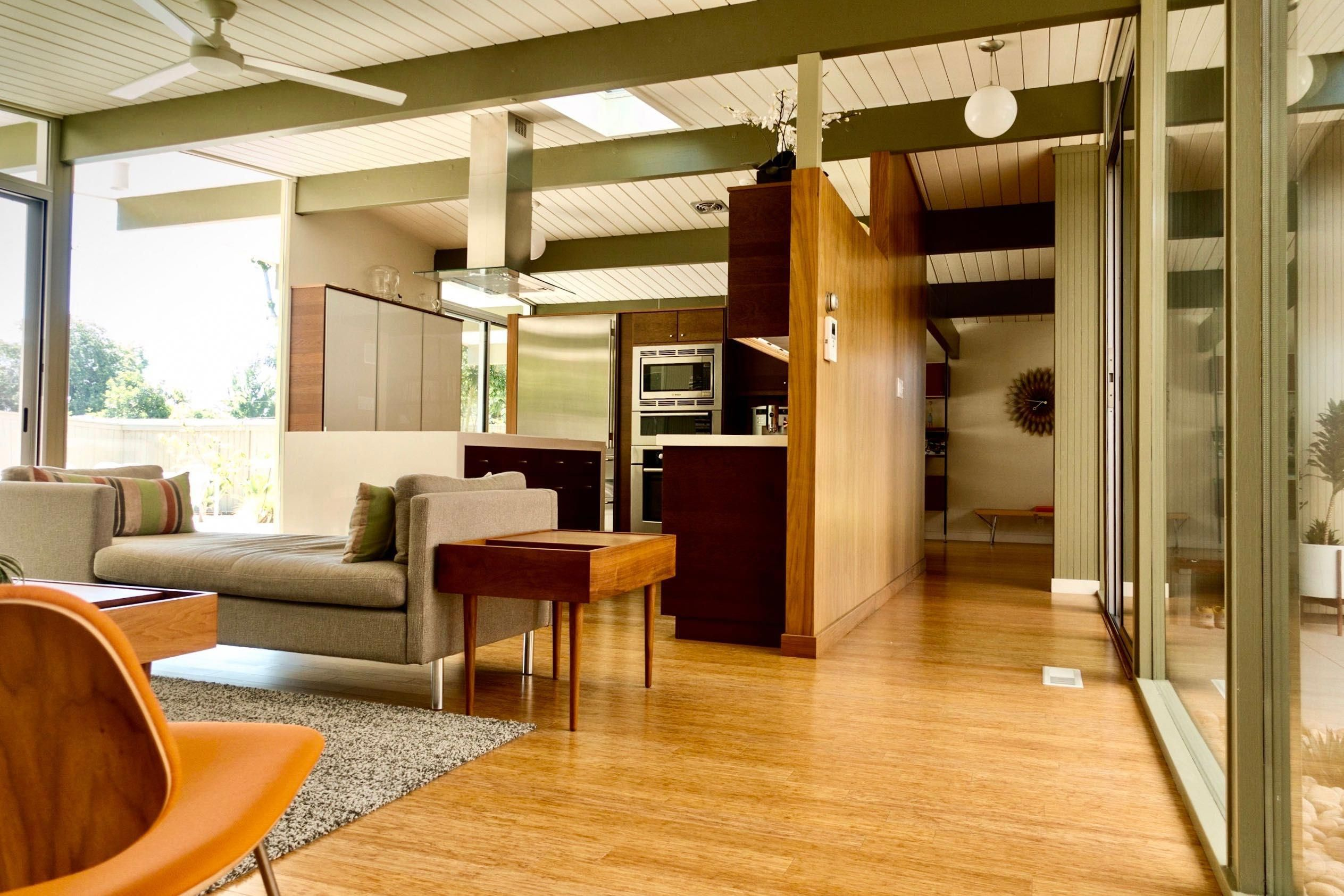 Best Hanh Bannister Eichler Home Renovation Living 640 x 480
