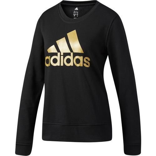 ADIDAS Damen Sweater Badge of Sport rosa | XS