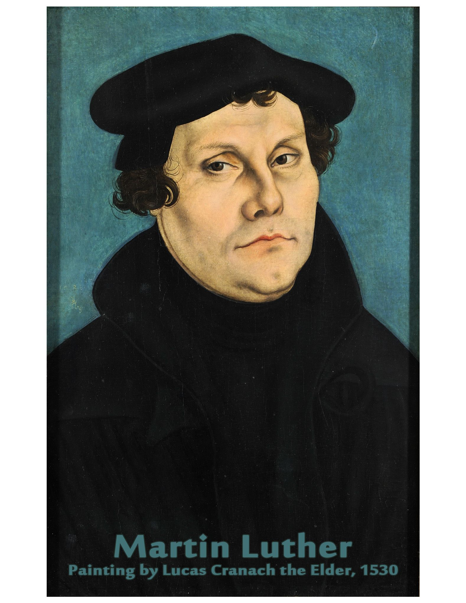 Teaching Toddlers About Martin Luther The Reformation