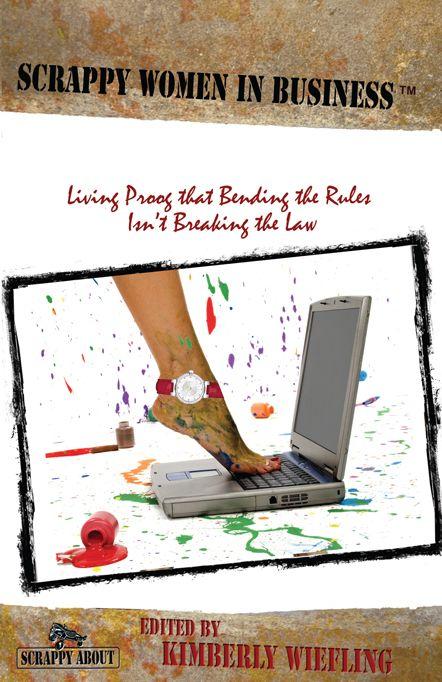 Scrappy Women in Business Book Cover