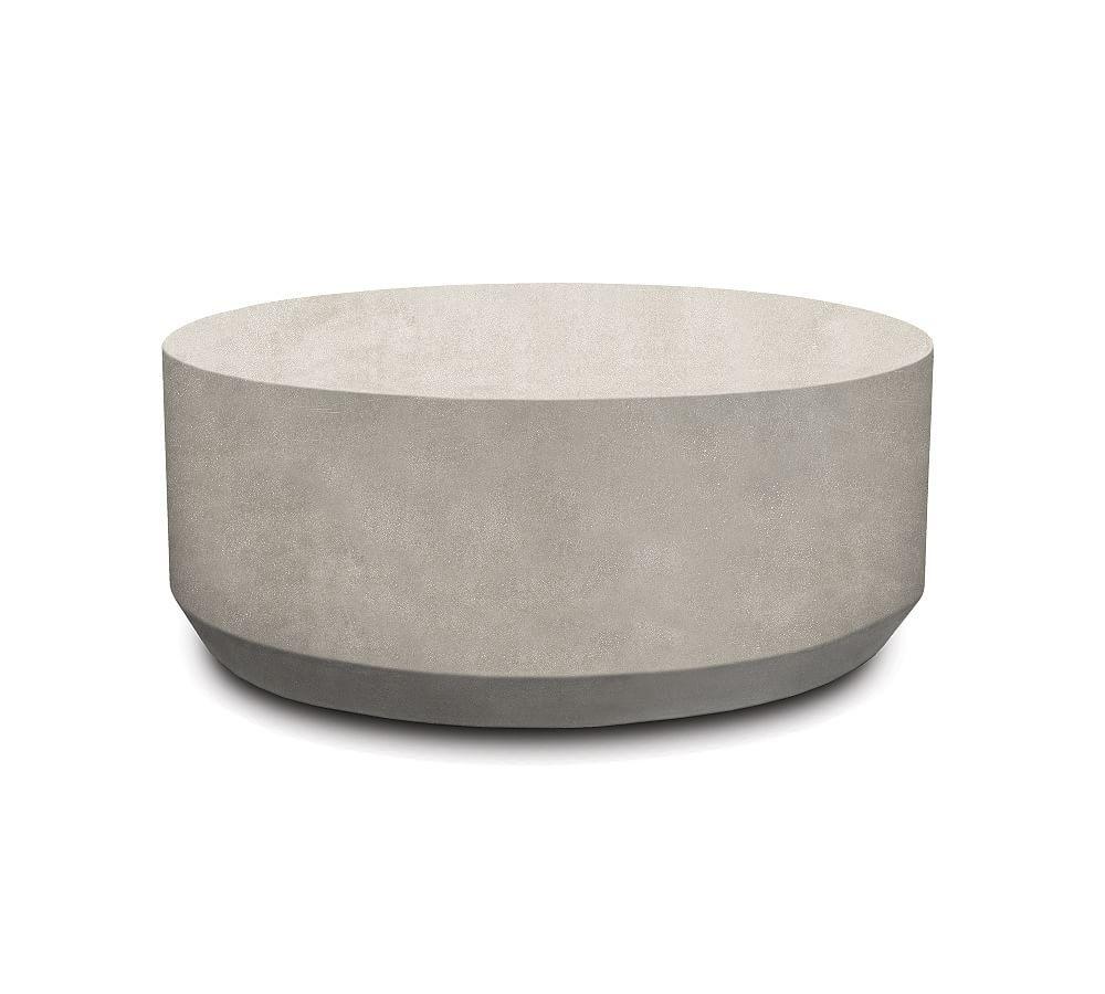 Temple Concrete Coffee Table Concrete Coffee Table