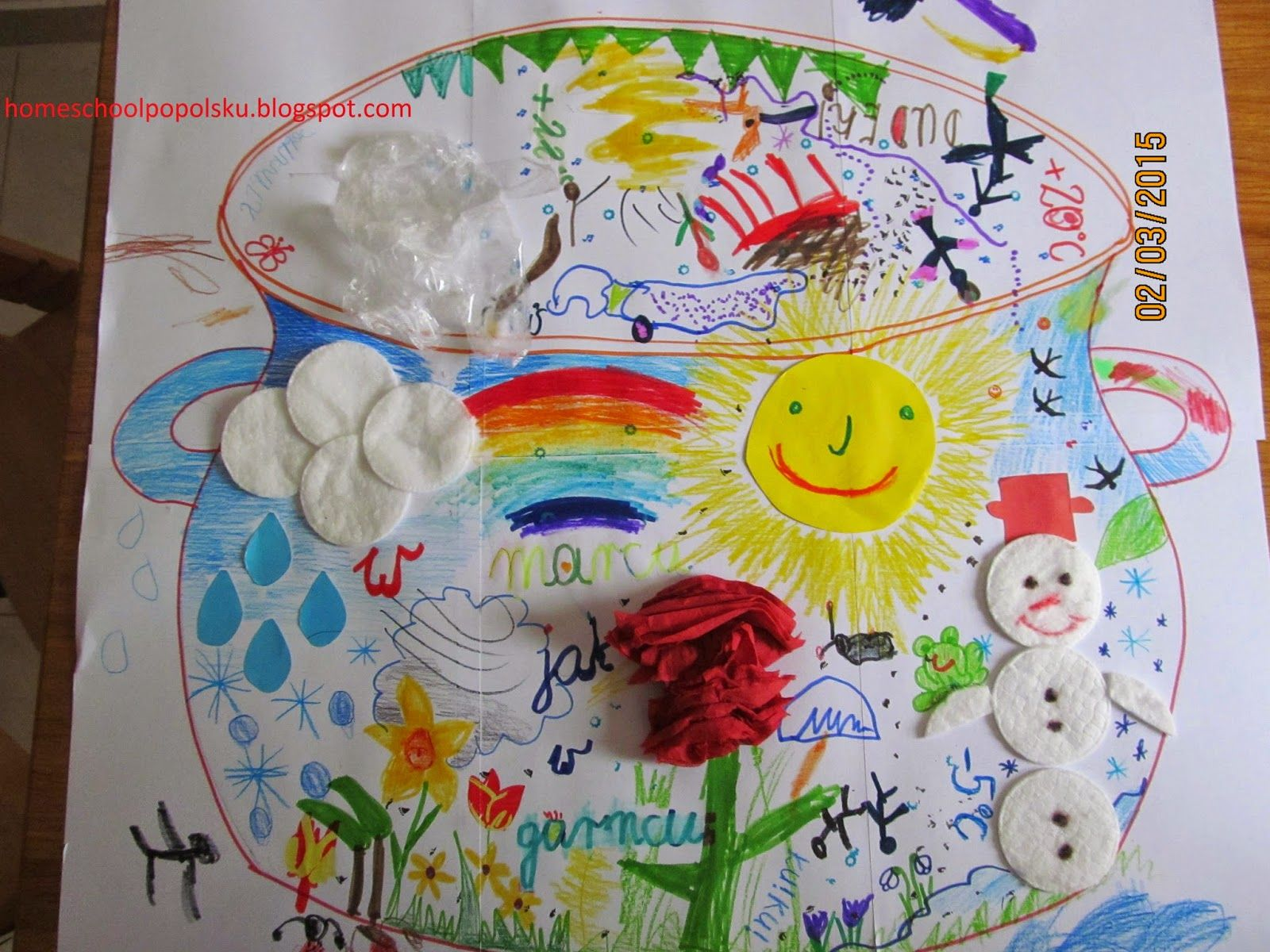 Homeschoolpopolsku Crafts For Kids Crafts Diy And Crafts