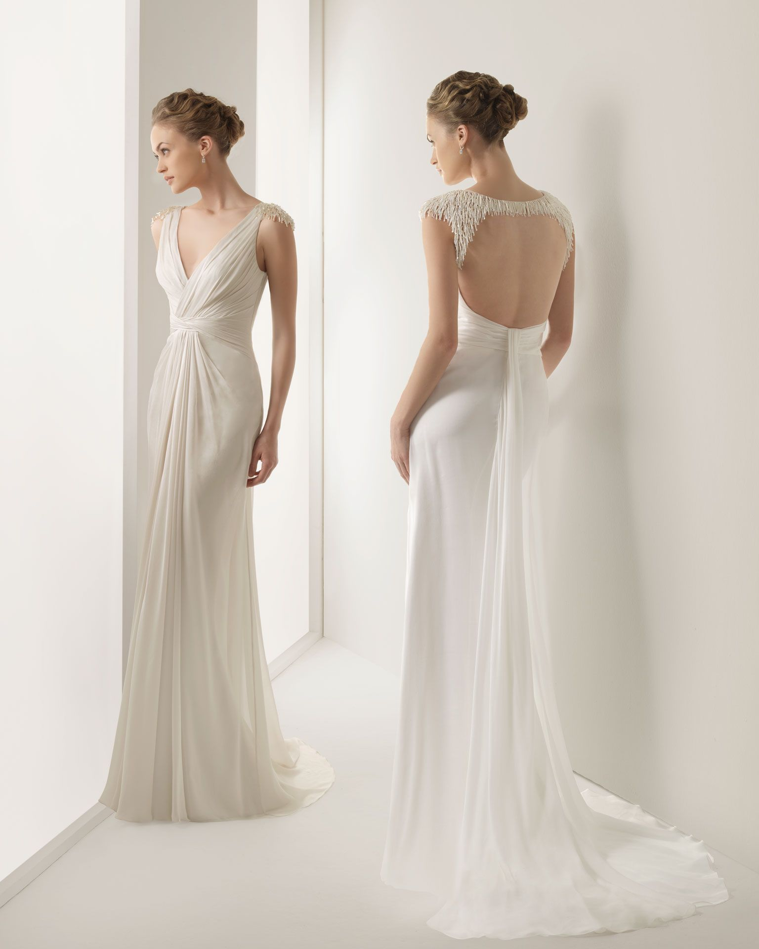 best images about novias on pinterest jade wedding and rosa clara