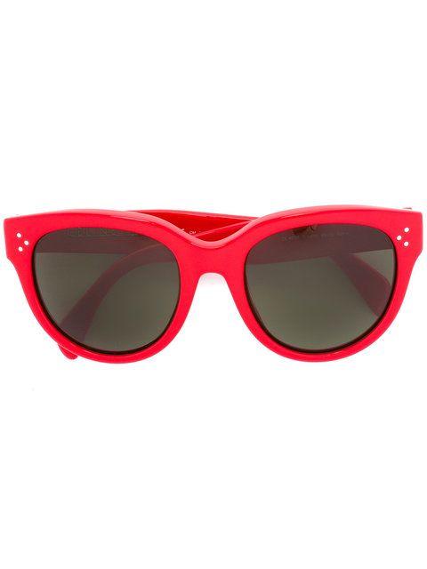 d212e9e316730 Explore Óculos De Sol Vermelhos e muito mais! CÉLINE EYEWEAR Havana  sunglasses 308 €