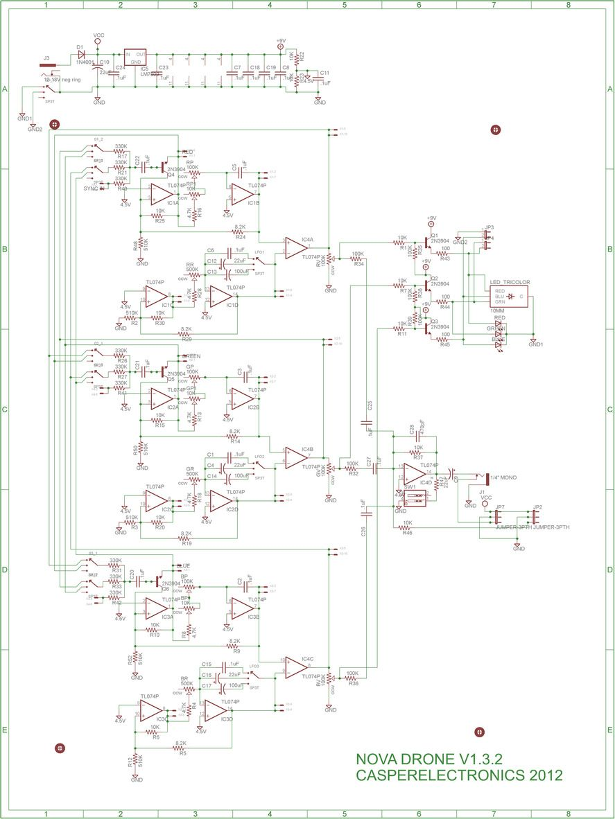 Drone Electronic Schematics For More Information About