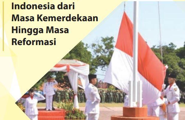 Soal Dan Jawaban Ips Indonesia Dari Masa Kemerdekaan Hingga Masa Reformasi Undang Faiz Indonesia Jepang Negara Boneka