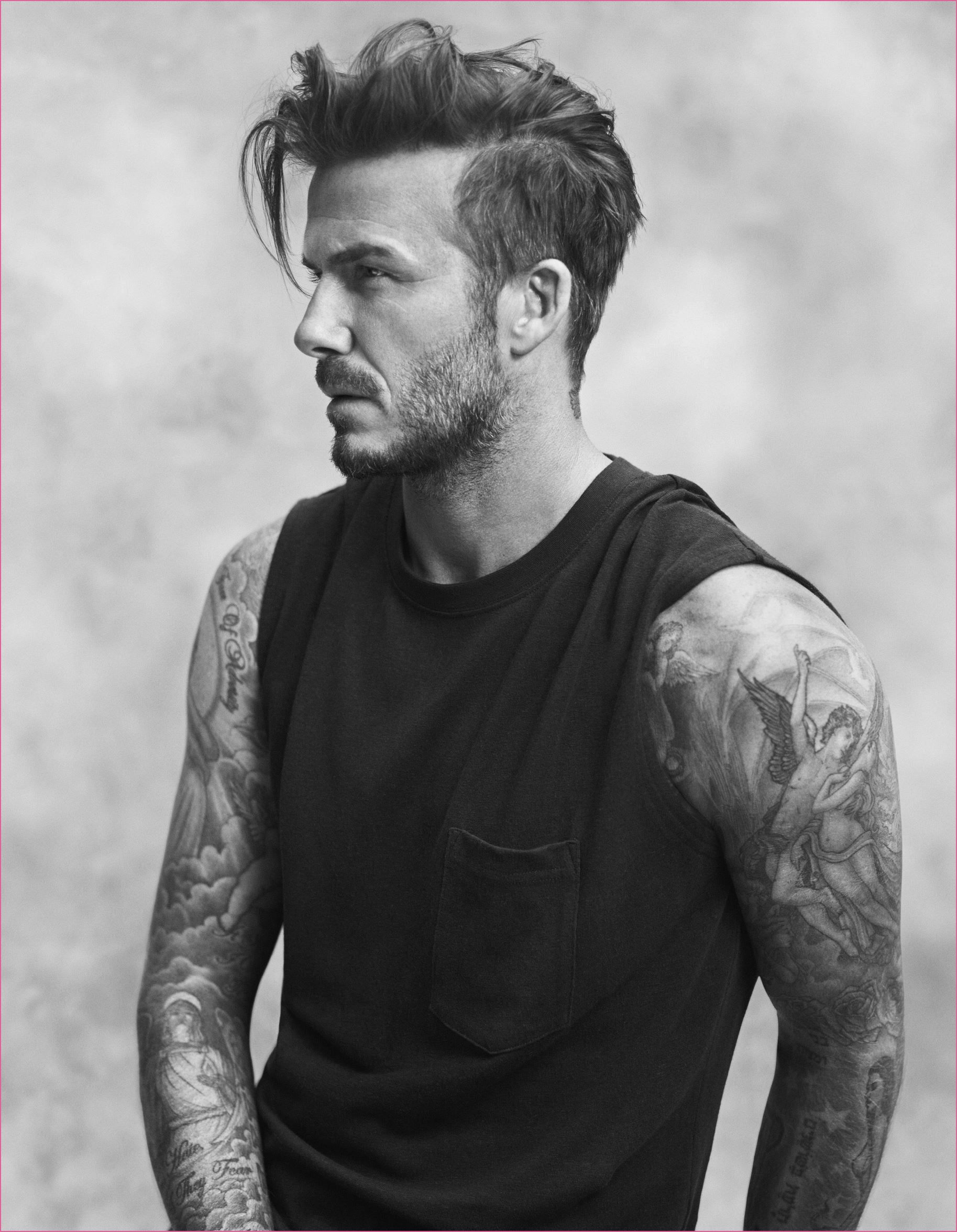 David Beckham Frisuren In 2020 David Beckham Hairstyle Mens Hairstyles Undercut David Beckham