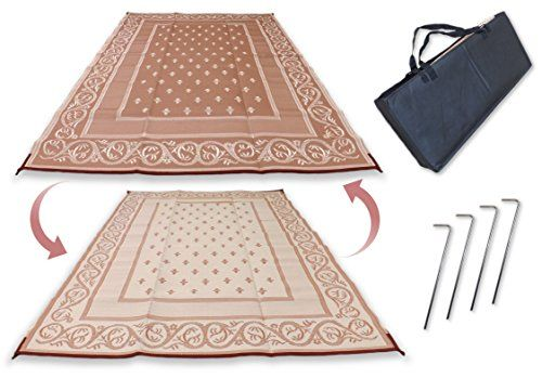 Pin On Camper, Rv Reversible Patio Mats