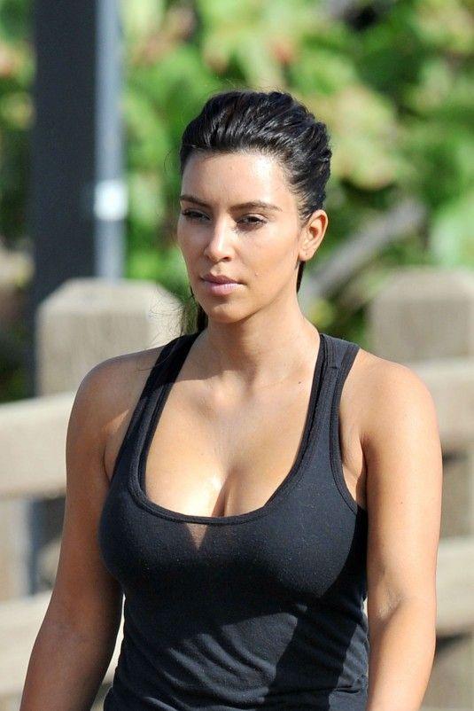 Kim Kardashian Adult