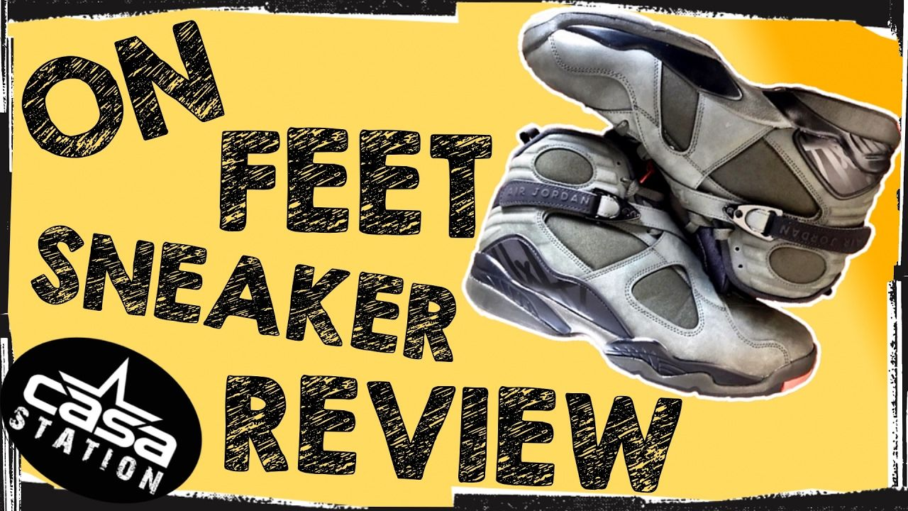 new product d7705 325e9 11 | On Feet Sneaker Review | Air Jordan 8 VIII