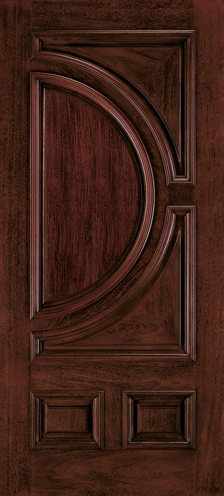 Aurora Custom Fiberglass All Panel Exterior Door Jeld Wen Windows Doors Exterior Doors Fiberglass Exterior Doors Single Door Design