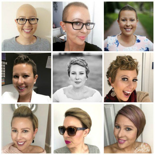 Taking Risks My Cancer Chic Blog Posts Hair Growth After Chemo