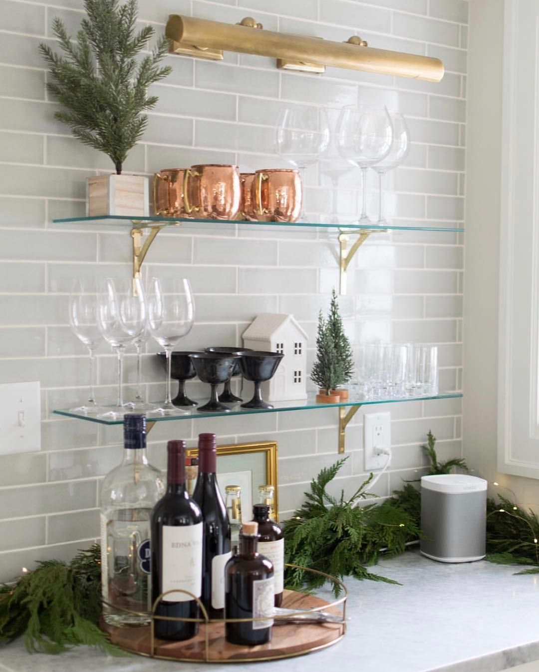 There S No Place Like Home For The Holidays🍷 Desig Cabinet Makers Picture Light Bright Designs