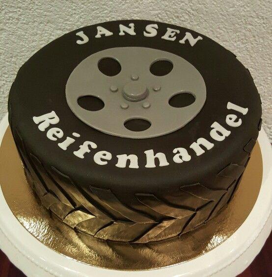 Tire Cake Reifen Kuchen Rezepte Torten Kuchen