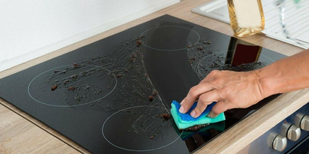 Ceranfeld reinigen beste Tipps \ Tricks Alternative - küche putzen tipps