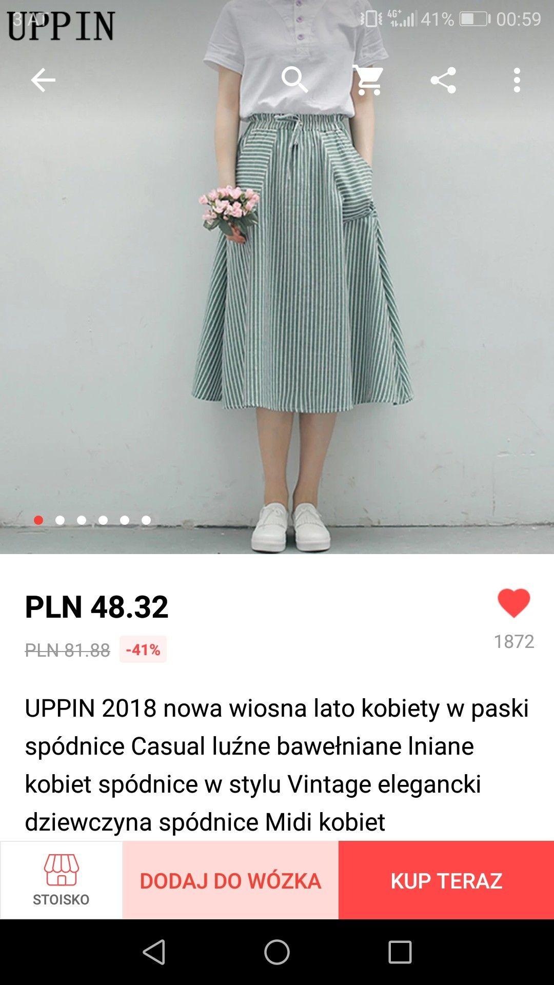 a6585d418f Pin od Kinga Piątkowska na Must have ubraniowe wiosna lato w 2019 ...