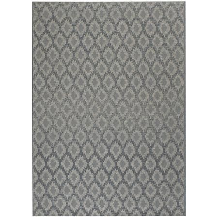 Neutral Diamond Pattern Indoor Outdoor Rug Area Rugs Capel