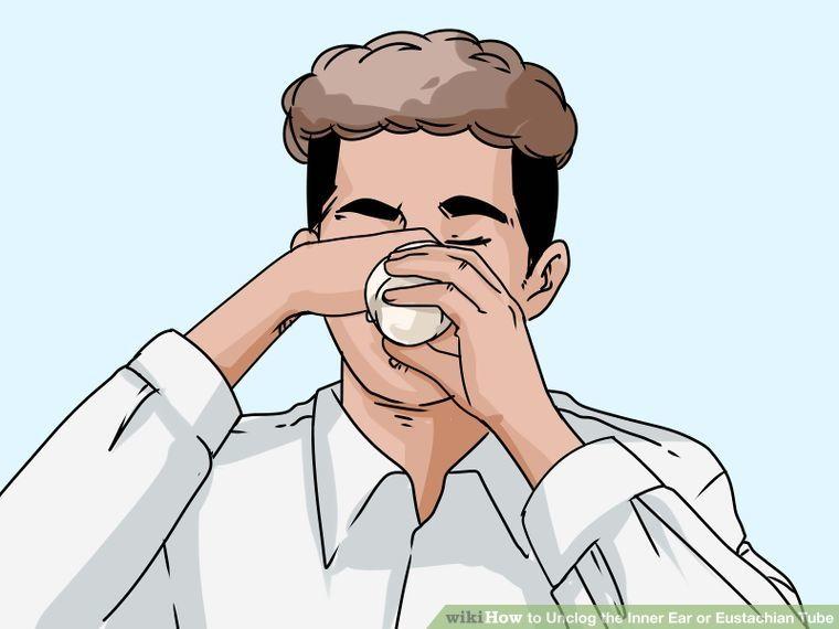 Unclog the Inner Ear or Eustachian Tube | Homeopathic